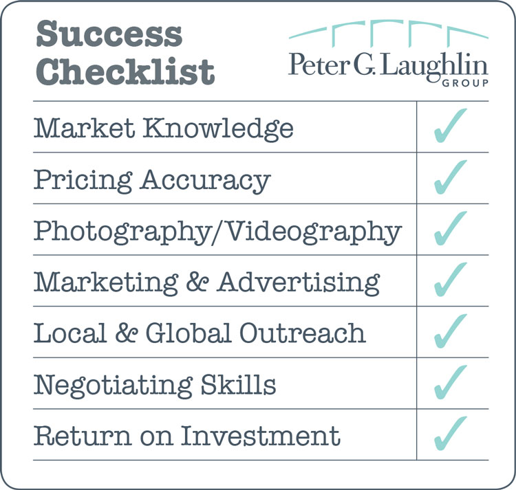 Success Checklist for Selling Luxury Real Estate