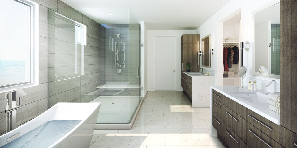 Oceane Siesta Key Luxury Bath