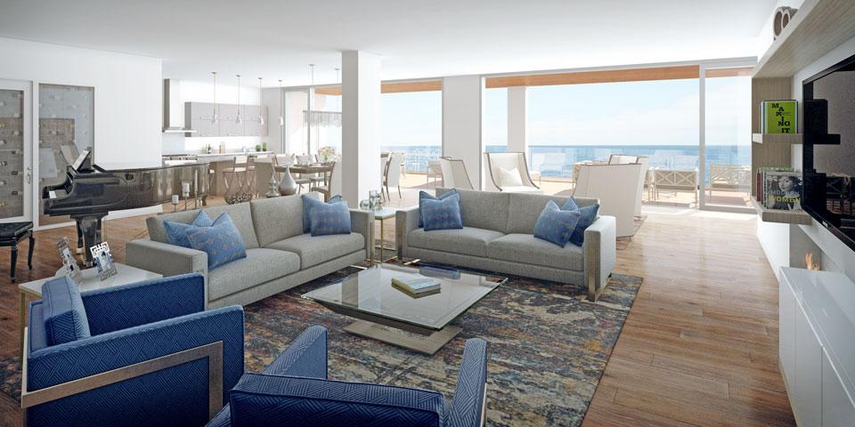 Oceane Siesta Key Condo Interior Design
