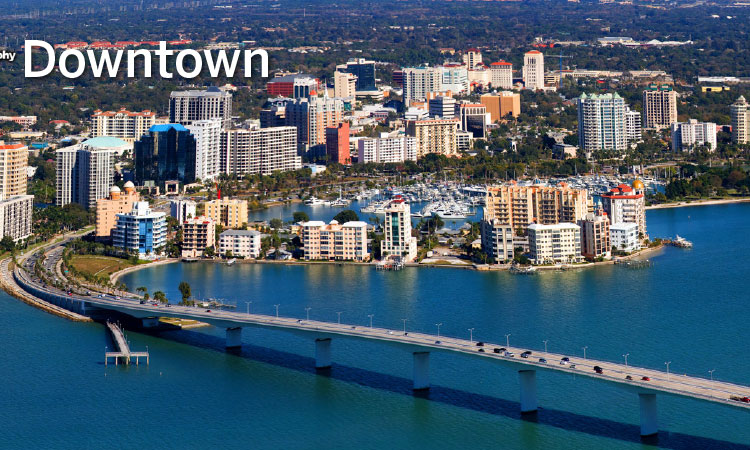Downtown Sarasota Luxury Homes Sales Activity