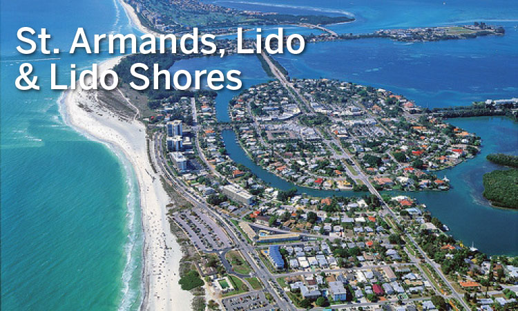 Sales Activity: St. Armands-Lido-Lido Shores