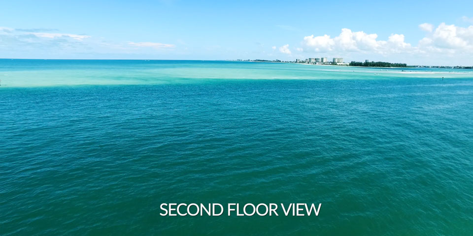 Siesta Key Luxury Condo 2nd Floor View