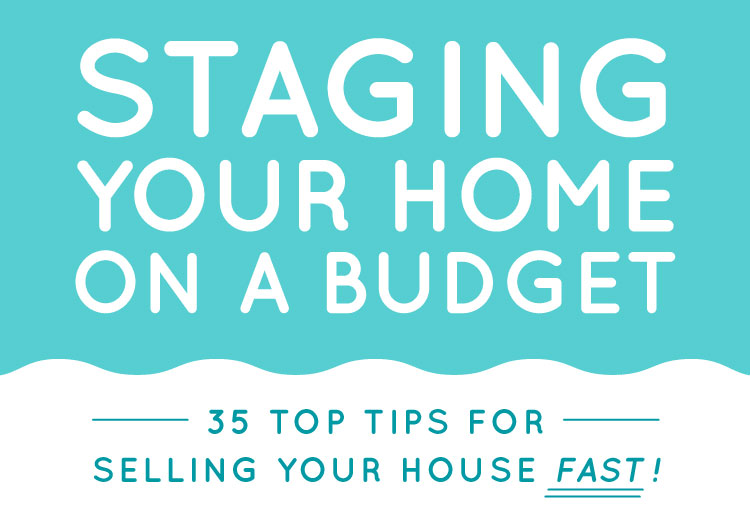 How to Stage Your Home on a Budget