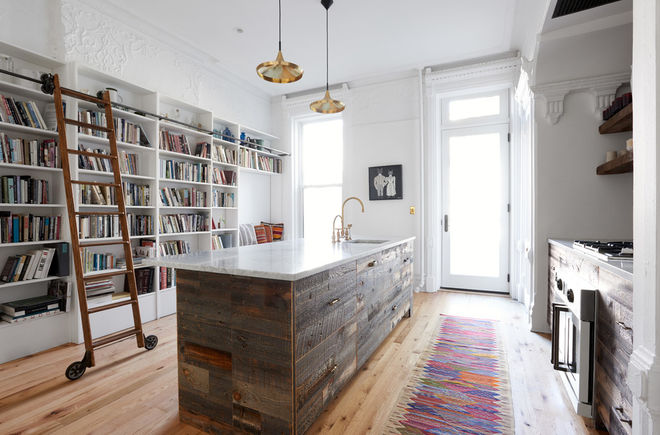 Literary Kitchens