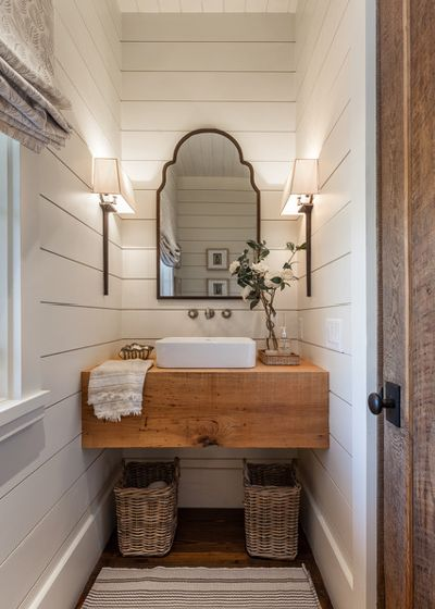Most Popular Powder Rooms of 2017