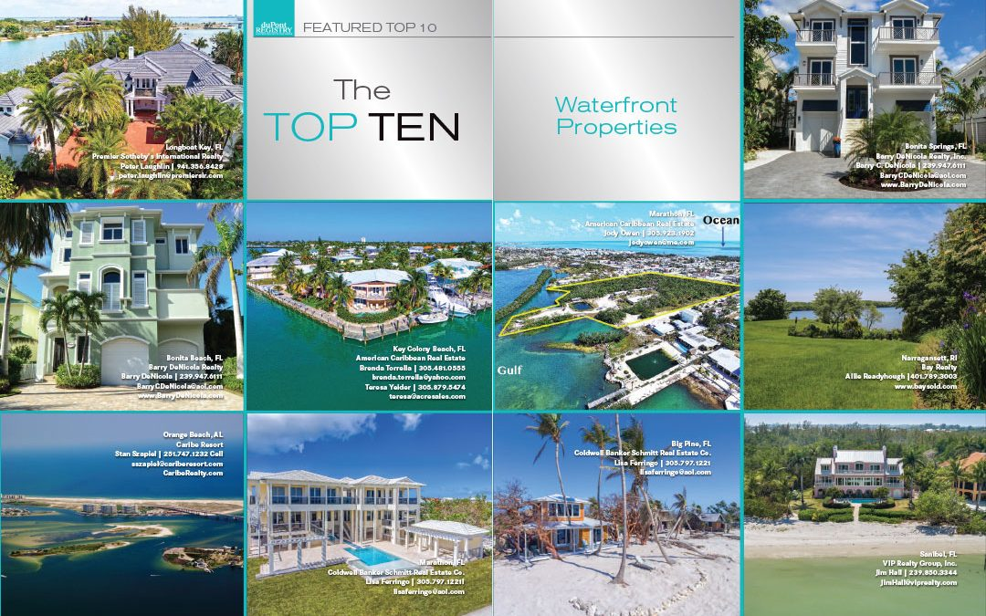 duPont Registry Picks 15 Lighthouse Point for Top 10 Luxury Waterfront Homes List