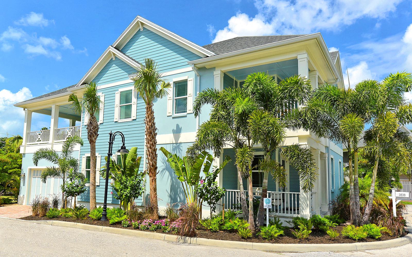 Granada Park Floorplans Sarasota Luxury Real Estate