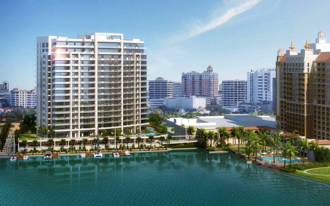 Downtown Sarasota Ritz-Carlton Residences Break Ground