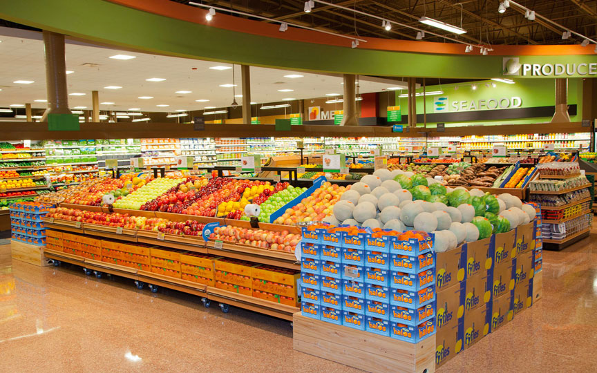 Homeowners Like Being Close to the Grocery Store
