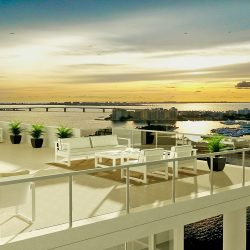Epoch Sarasota Penthouse Sunset