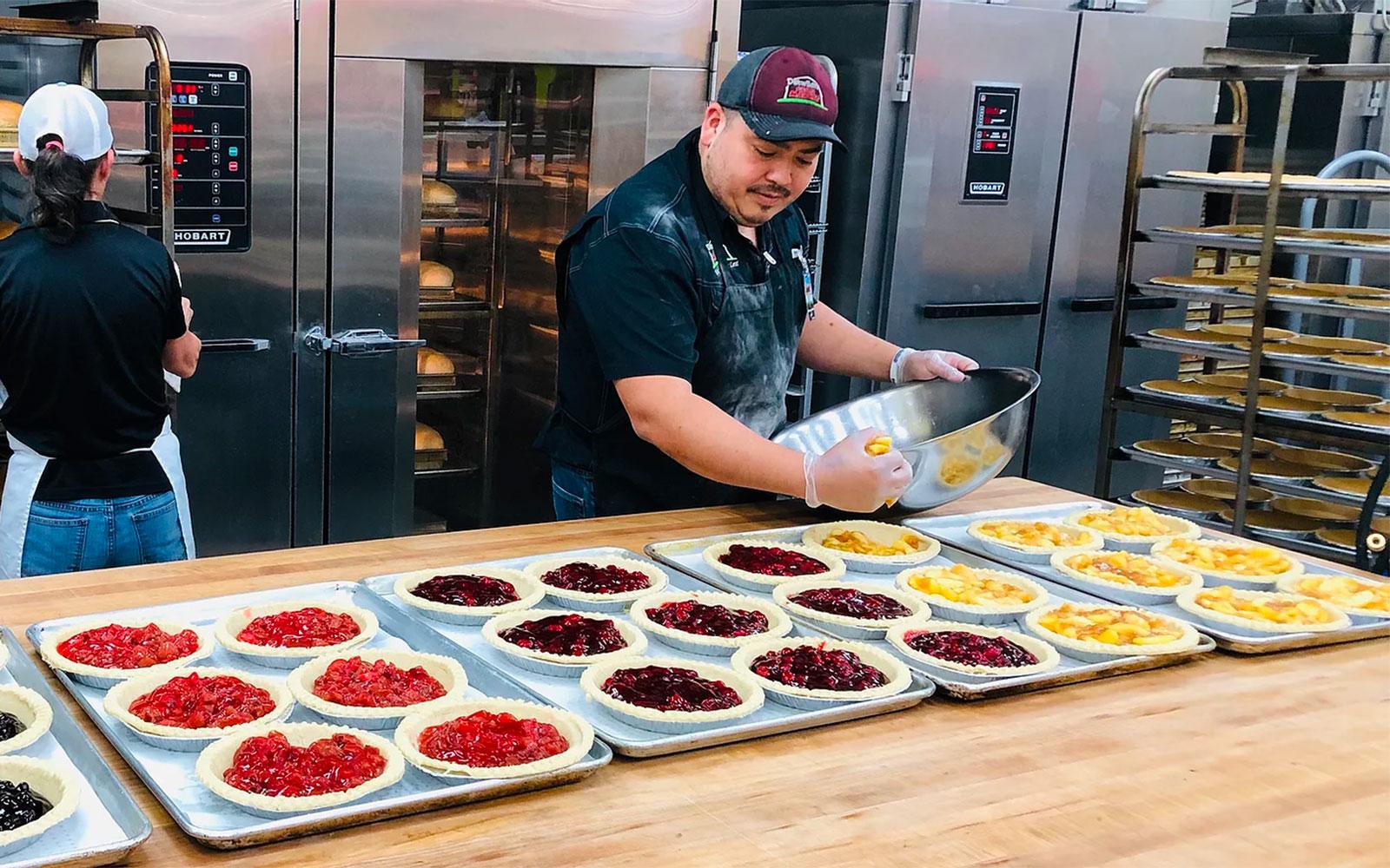 Detweiler Thanksgiving Pies